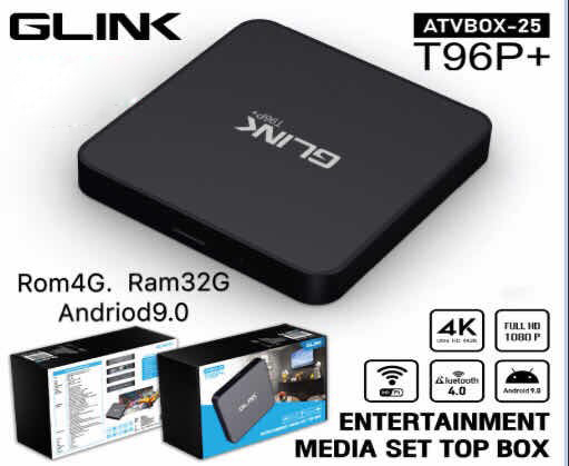 Glink Android Box TP96P+